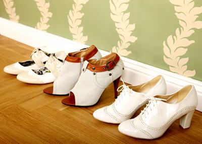 Schuhe, Schuhe und noch mal Schuhe