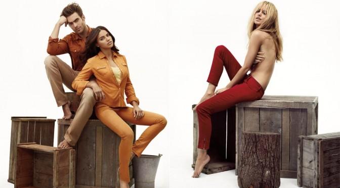 Die neuesten Jeansmoden für Damen und Herren
