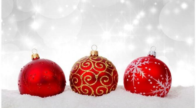 Weihnachten – Verschiedene Dekorationen