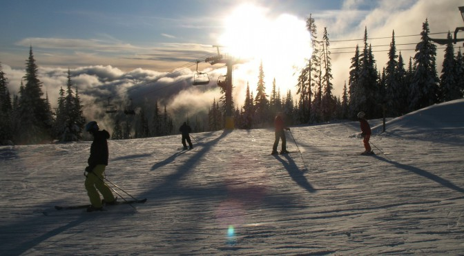 Ski- und Winterbekleidung 2015