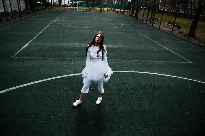 Tennis Tüllrock Modetrend